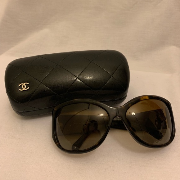 68d8406bd3953 CHANEL Accessories - Authentic CHANEL SUNGLASSES